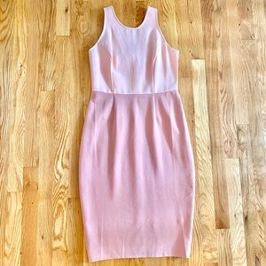 Dresses & Skirts - Two Tone Fitted Dress